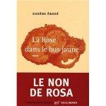 Rose dans le bus jaune